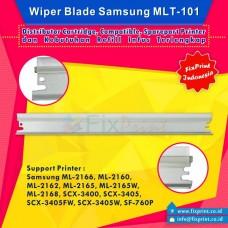 Wiper Blade Samsung MLT-101 MLT-D101S MLT-111 MLT111 MLT-D111S MLT-d111se, Printer ML-2166 ML-2160 ML-2162 ML-2165 ML-2165W ML-2168 SCX-3400 SCX3405 SCX3405FW SCX3405W SF-760P SL-M2020 SL-M2020W M2022 M2022W M2070 M2070W M2021 M2021W M2071 M2071W M2070F