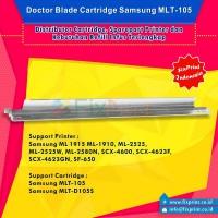 Doctor Blade Cartridge MLT-105 MLT105 MLT-D105L MLT-D105S MLT-D1052L MLT-D1052S, Samsung ML-1915 ML1910 ML2525 ML2525W ML2580N SCX-4600 SCX-4623F SCX-4623GN SF-650
