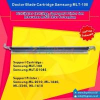 Doctor Blade Cartridge MLT-108 MLT108 MLT-D108S, Samsung ML-2010 ML1640 ML2240 ML1610 Xerox PE220 3200