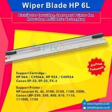 Wiper Blade Cartridge 06A C3906A 92A C4092A Canon EP 22 25 FX-3, Printer HP Laserjet 5L 6L 3100 3150 1100 3200 Canon LBP-250 350 800 810 1110 1110SE 1120