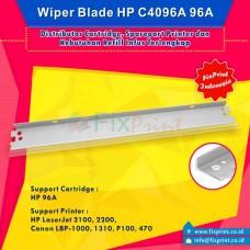 Wiper Blade Cartridge HP 96A C4096A, Printer HP Laserjet 2100 2200 Canon 1310 P100 470 LPB-1000