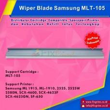 Wiper Blade Cartridge MLT-105 MLT105 MLT-D105L MLT-D105S MLT-D1052L MLT-D1052S, Printer Samsung ML-1915 ML1910 ML2525 ML2525W ML2580N SCX-4600 SCX-4623F SCX-4623GN SF-650