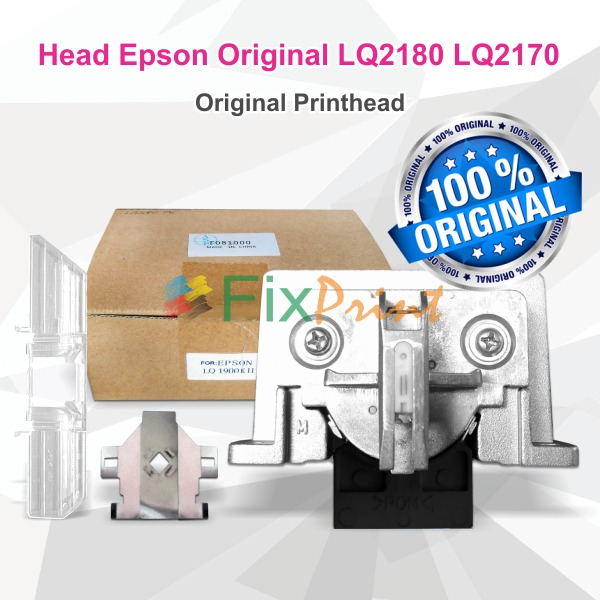 Jual Head Printer Epson Original LQ 2180 LQ 2170 LQ 2190