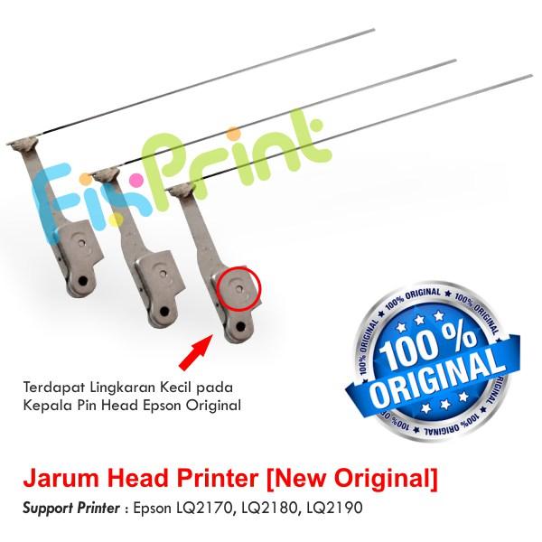 Jual Pin Epson LQ2190 LQ2180 LQ2170 Jarum Head Epson LQ